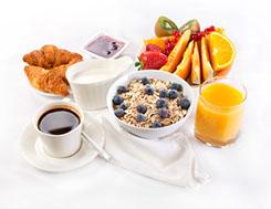yacht verhuur met ontbijt