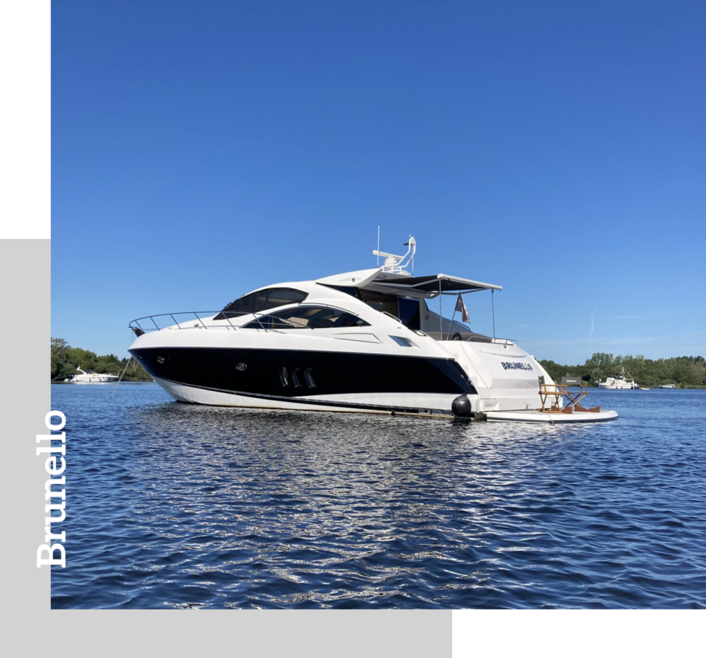 Yacht verhuur Brunello